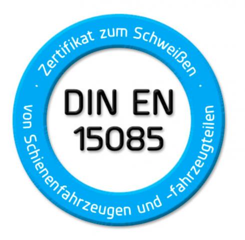 Din En 15085 Siegel