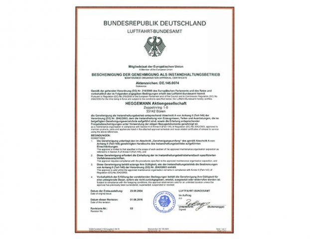Zertifikat Zerstoerungsfreiewerkstoffpruefung
