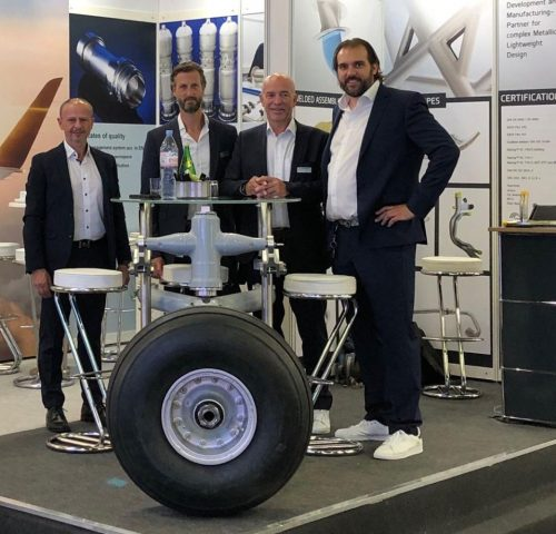 Le Bourget 2019 Hg Team