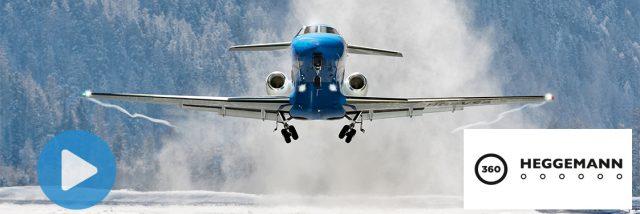 Anwenderbericht Referenzen Titel Heggemann Flugzeug
